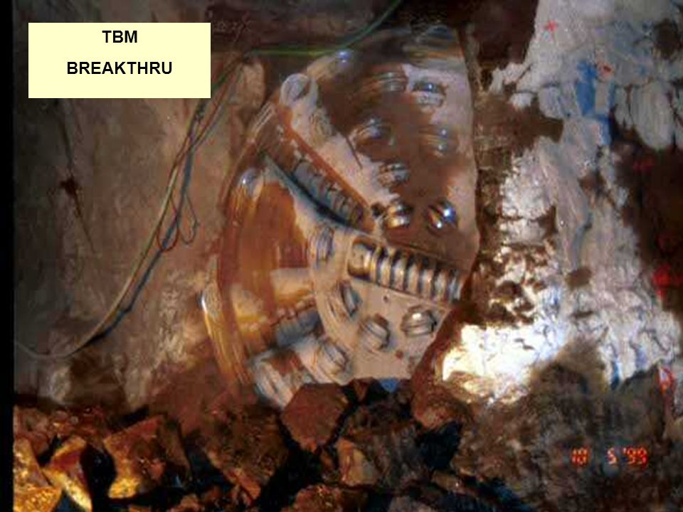 TBM BREAKTHRU