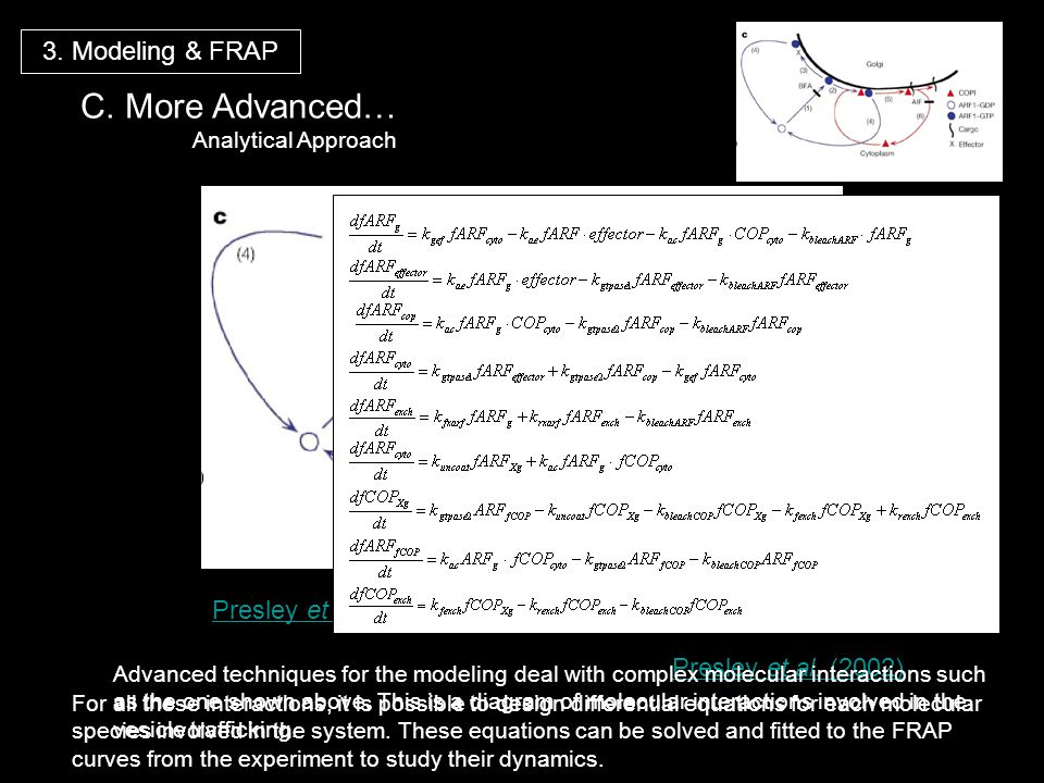 C. More Advanced… Analytical Approach