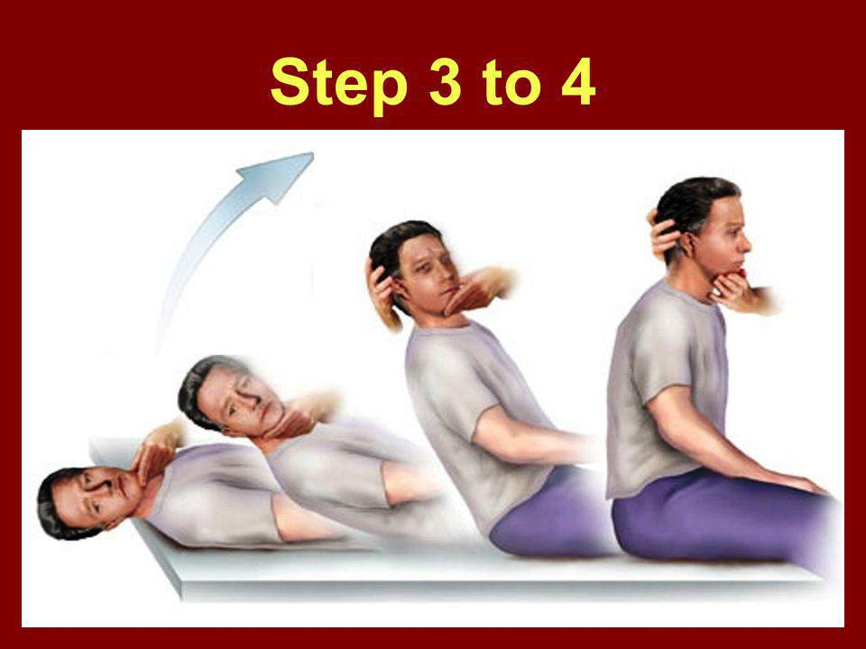 Step 3 to 4