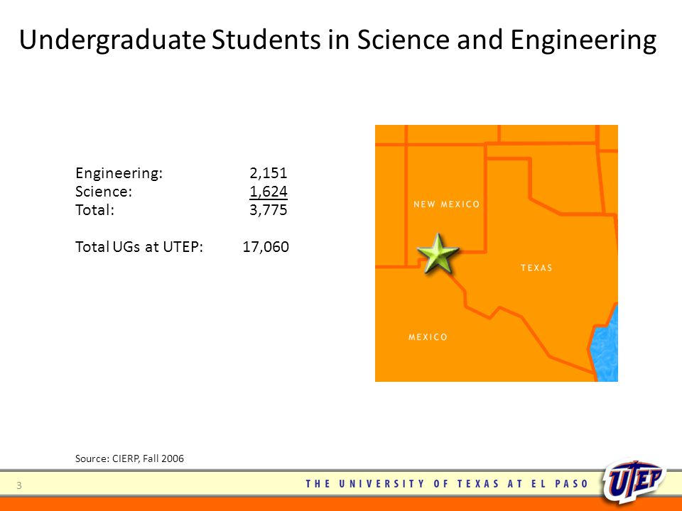 Undergraduate Students in Science and Engineering