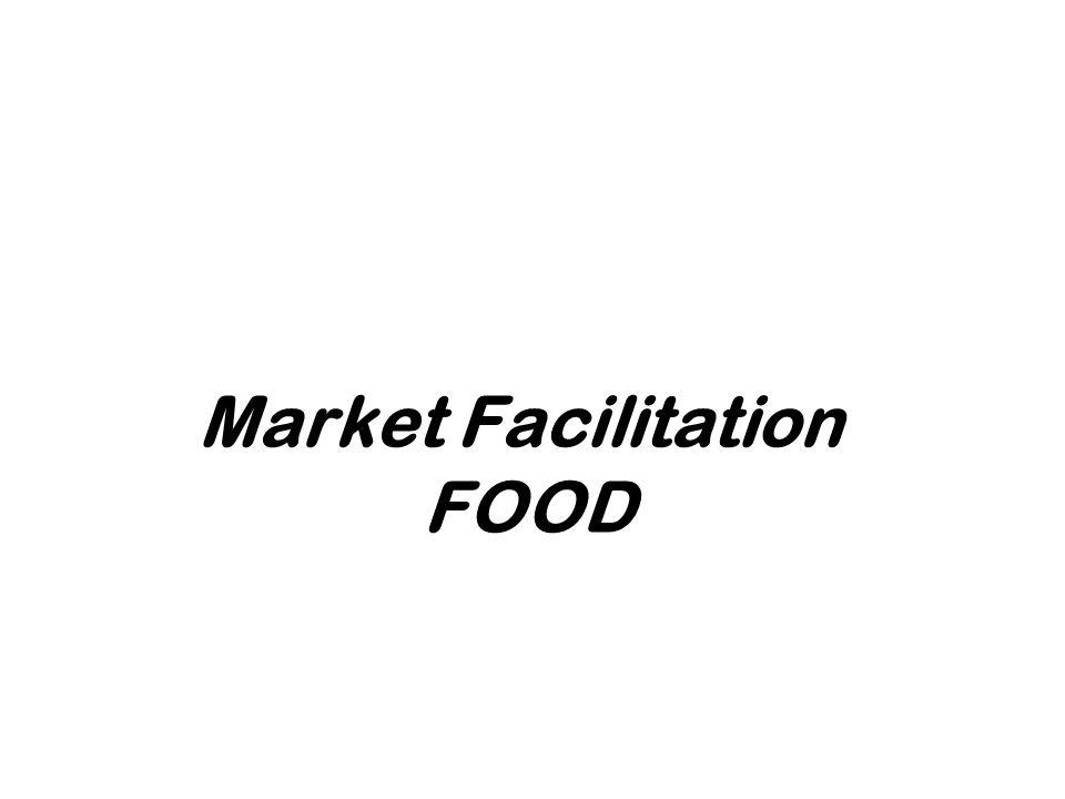 Market Facilitation FOOD