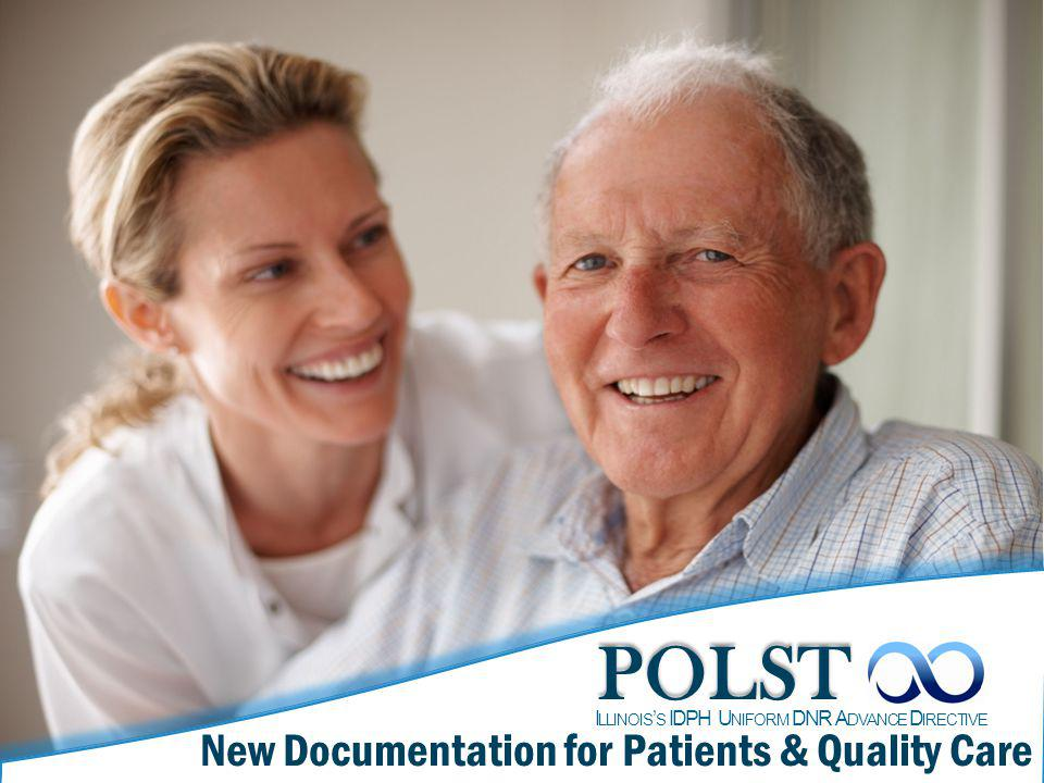 New Documentation for Patients & Quality Care