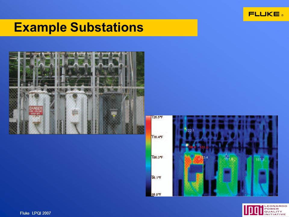 Example Substations