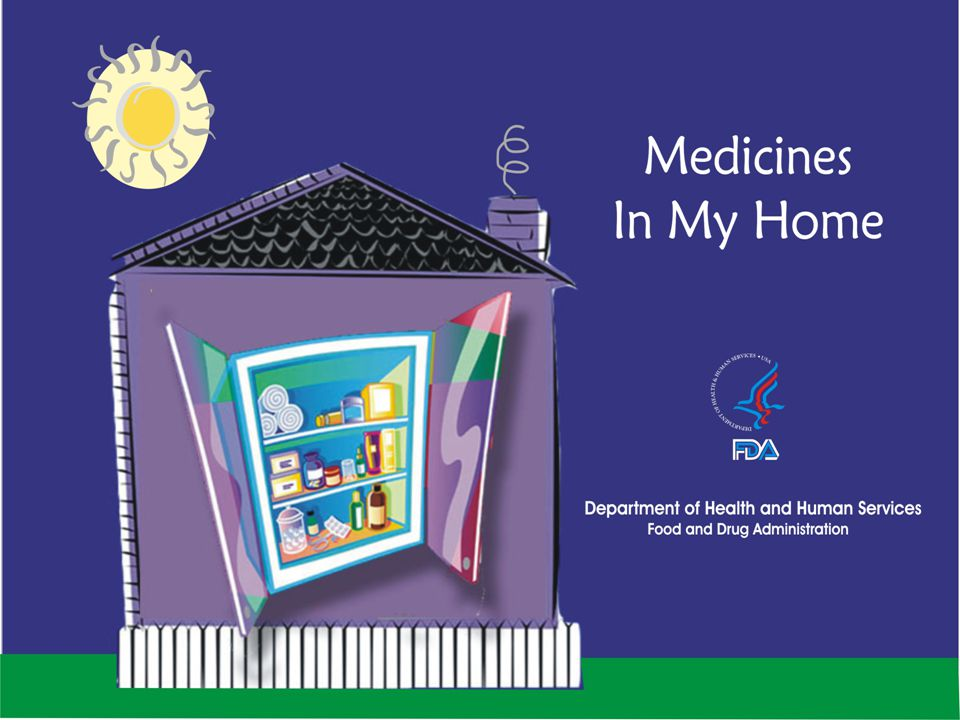 Welcome to Medicines in My Home.