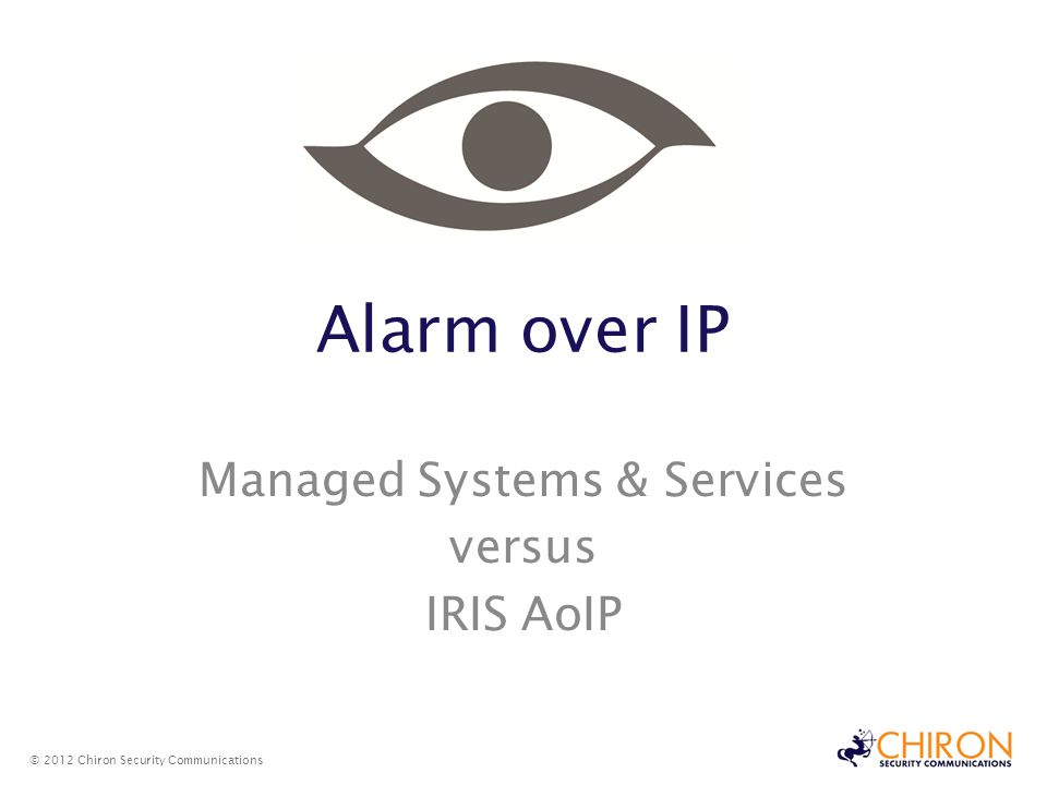 Managed Systems & Services versus IRIS AoIP