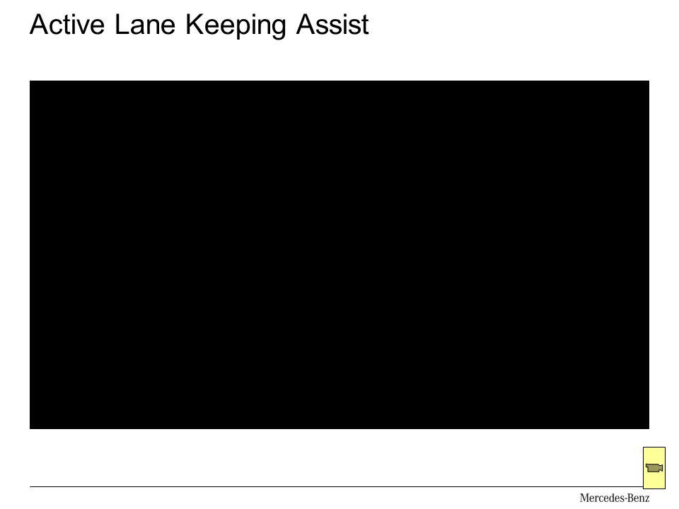 Active Lane Keeping Assist