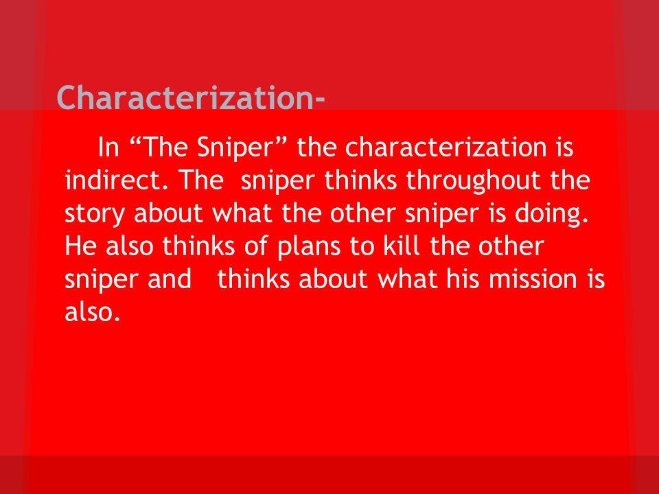 Characterization-