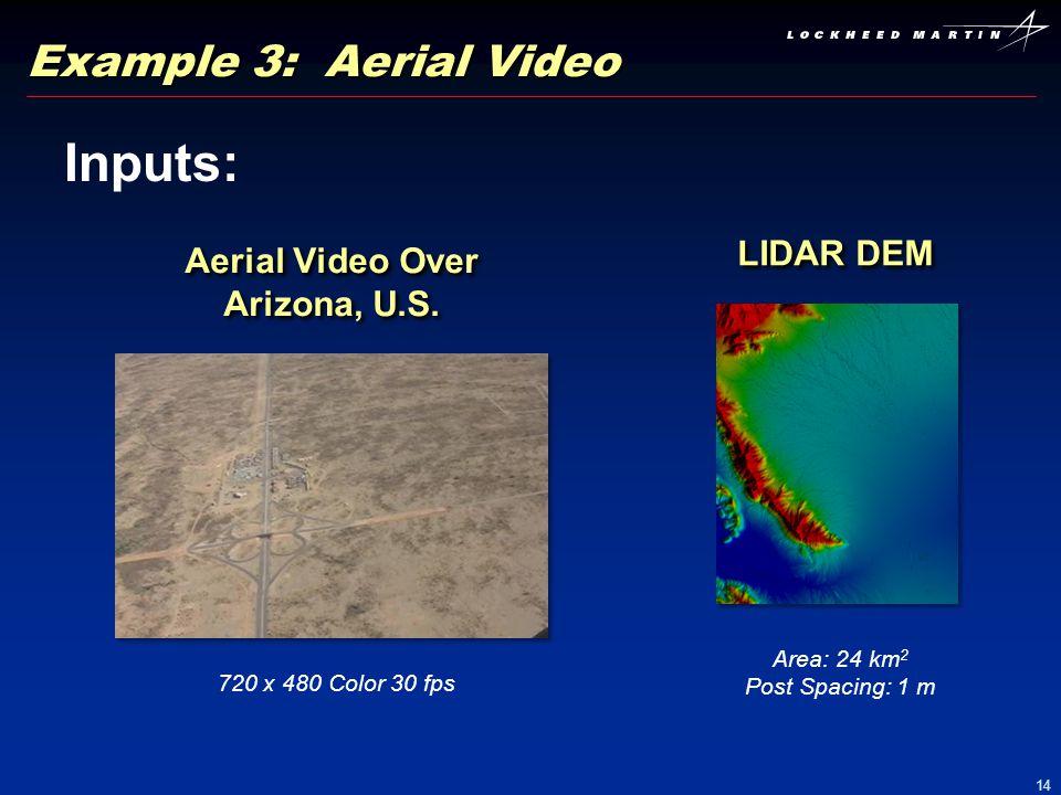 Aerial Video Over Arizona, U.S.
