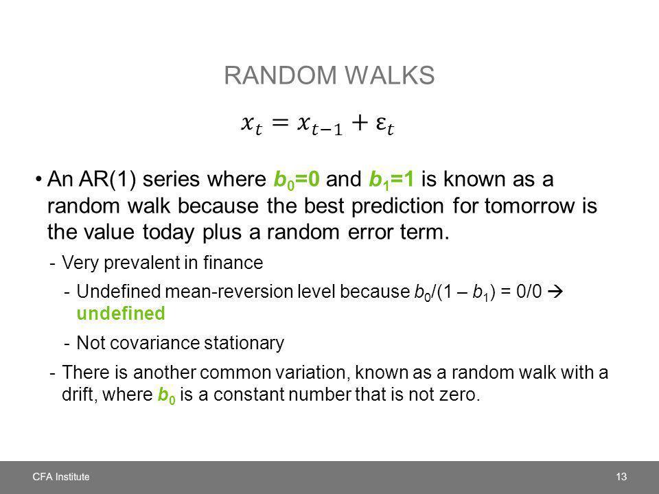 an analysis of a random walk down wall street Random walk down wall street: the time tested strategy for successful  investing: burton g malkiel: 8601404718274: books - amazonca.