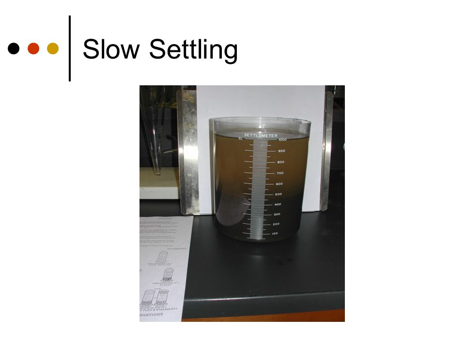Slow Settling