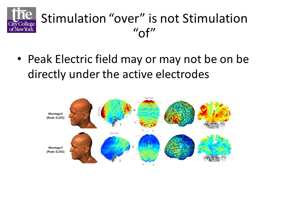 Stimulation over is not Stimulation of