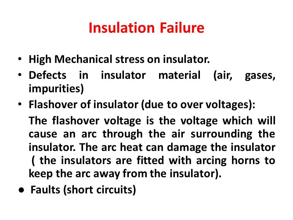 High Voltage Insulator Failures : Overhead line insulators ppt video online download