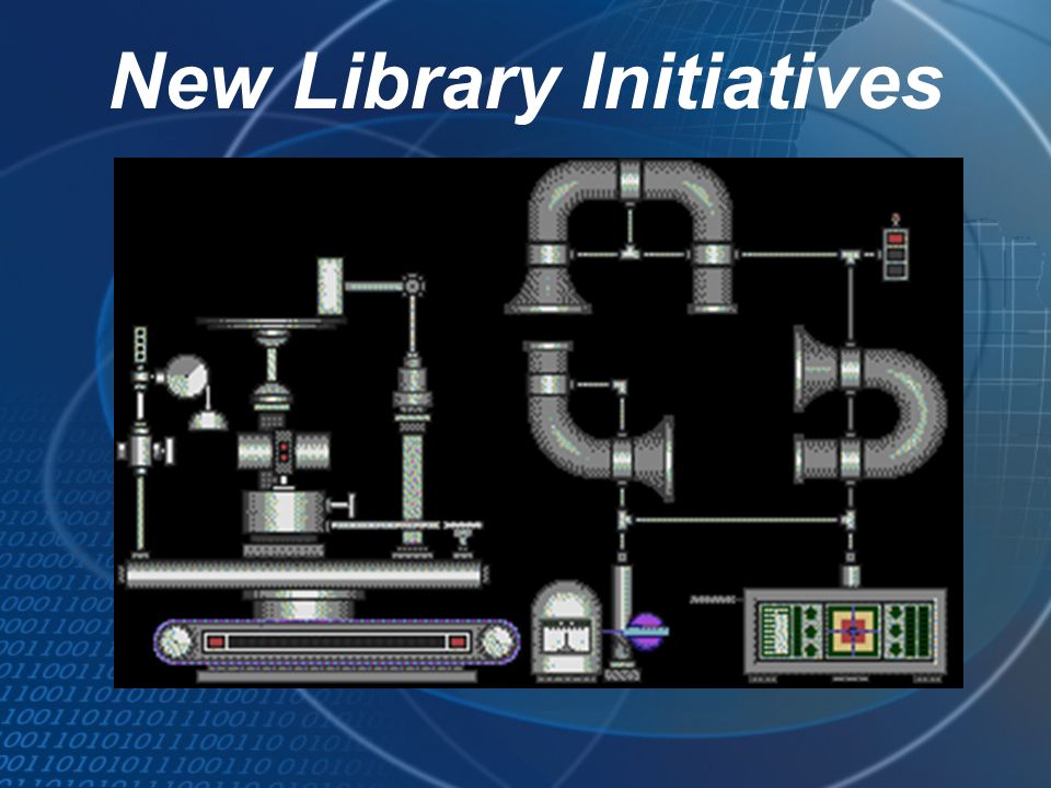 New Library Initiatives
