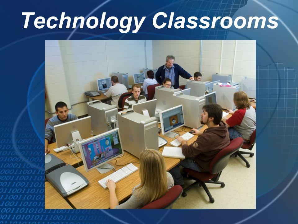Technology Classrooms