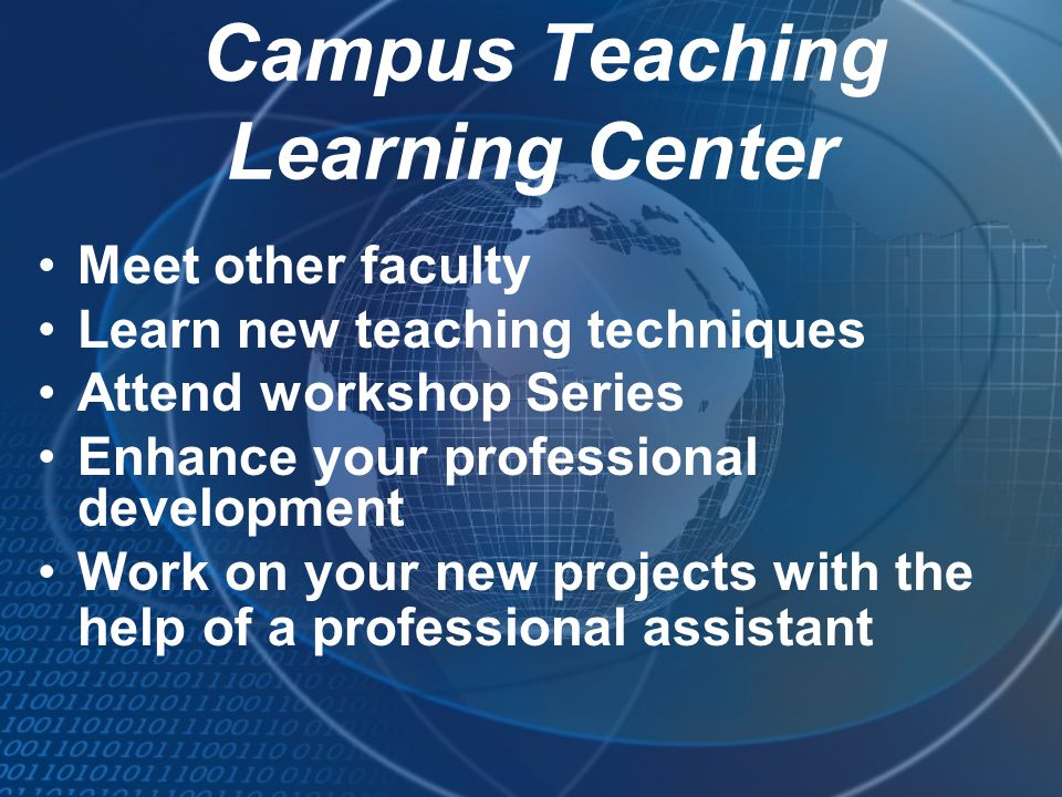 Campus Teaching Learning Center