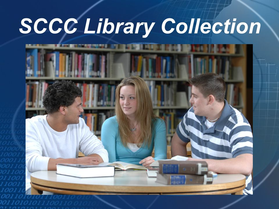 SCCC Library Collection