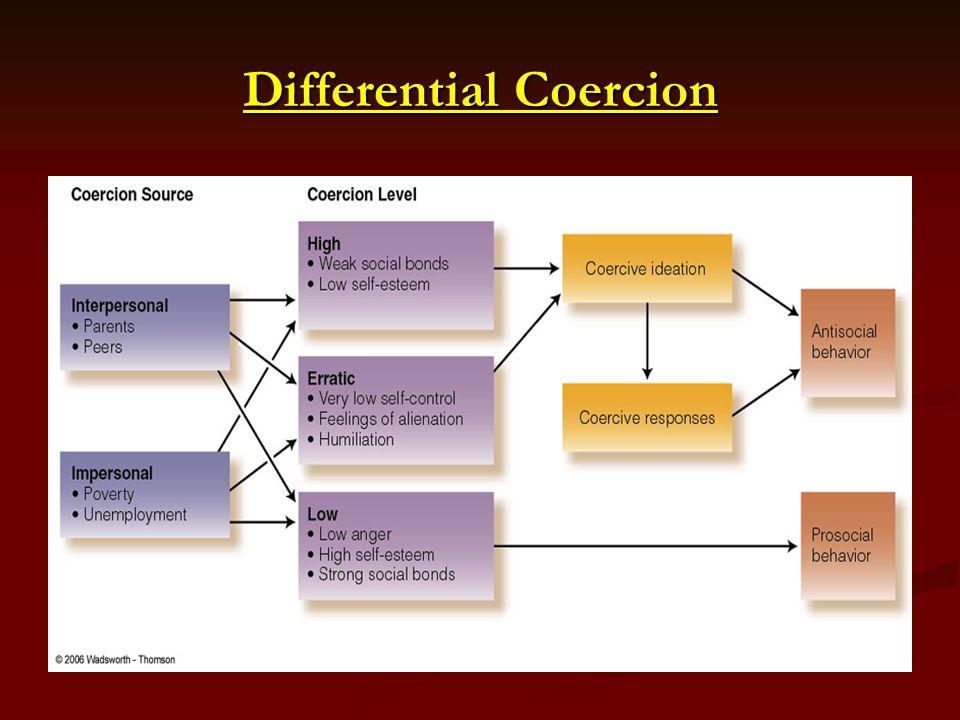 Differential Coercion