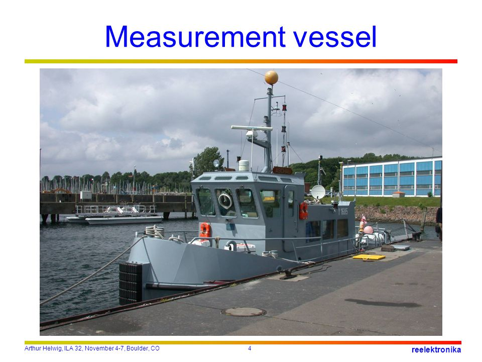 Measurement vessel