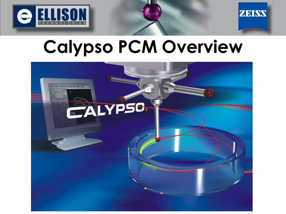 Calypso PCM Overview