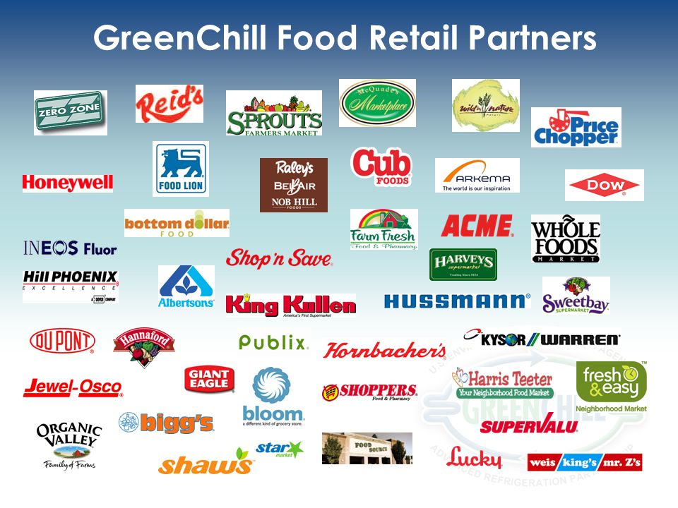 GreenChill Food Retail Partners