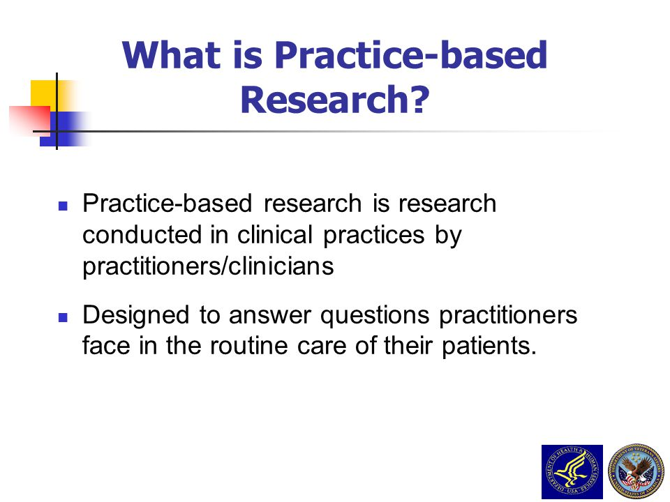 What is Practice-based Research