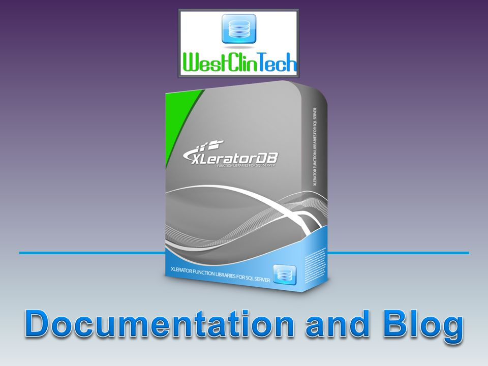 Documentation and Blog