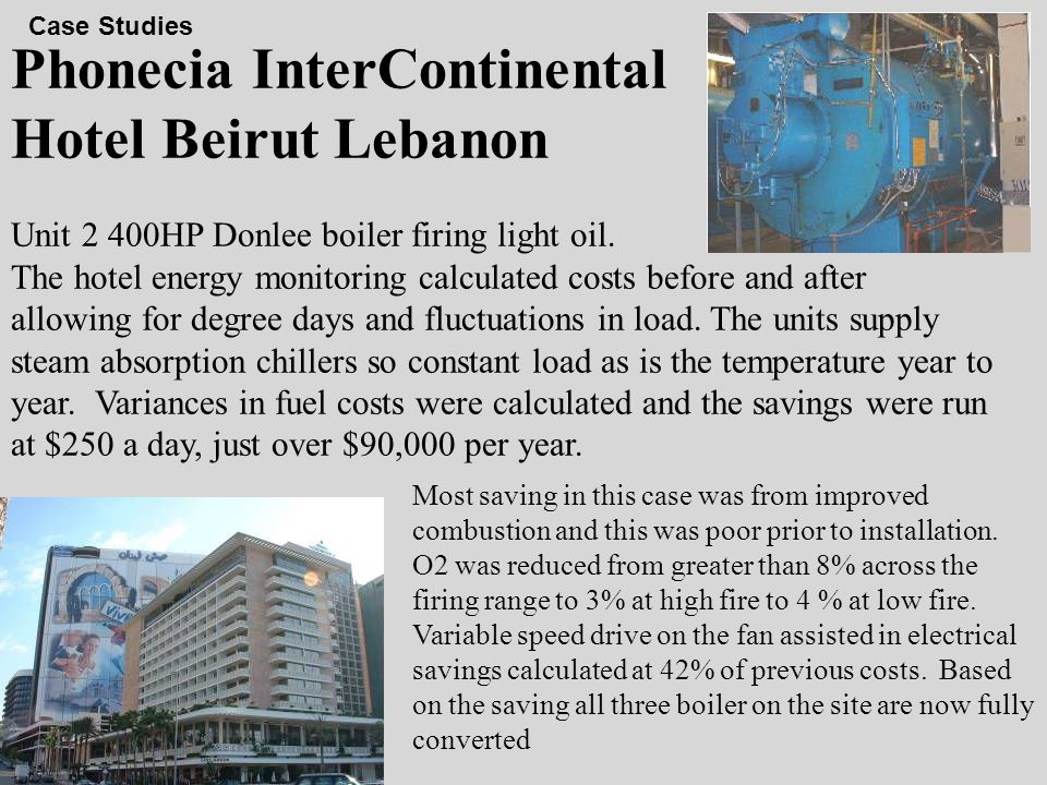 Phonecia InterContinental Hotel Beirut Lebanon