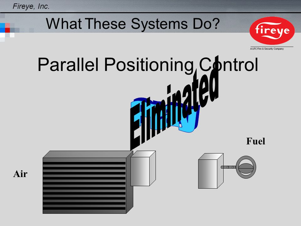 Parallel Positioning Control