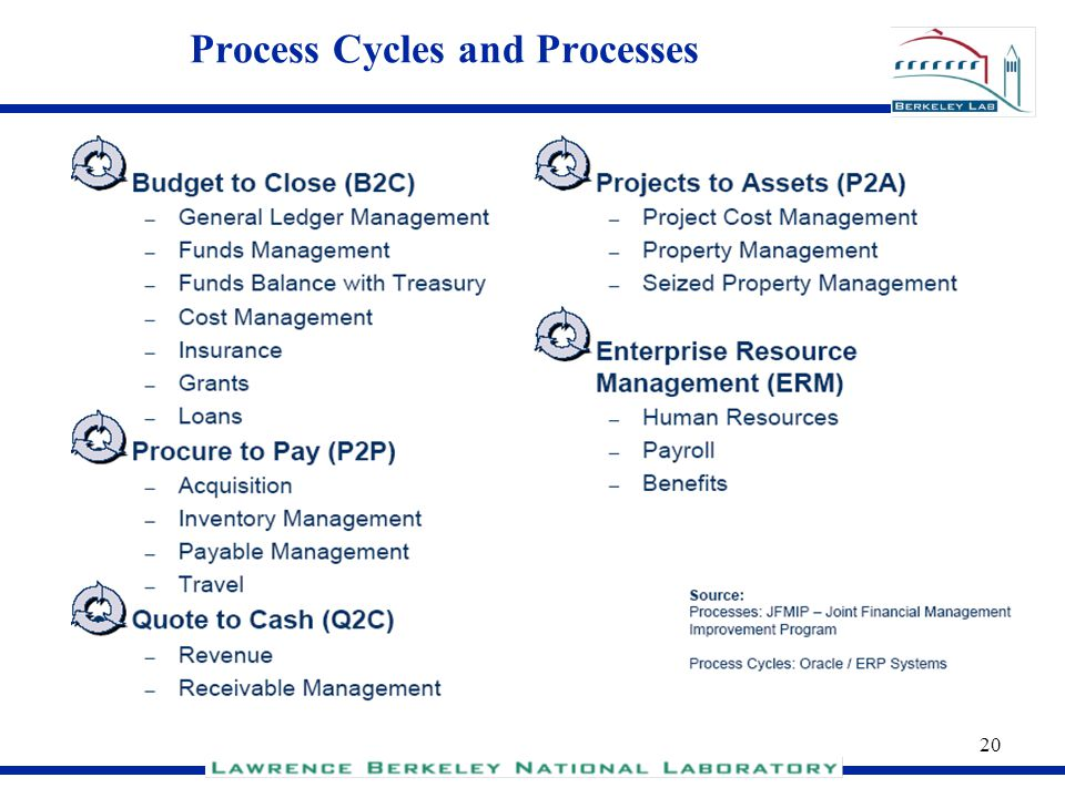 Process Cycles and Processes