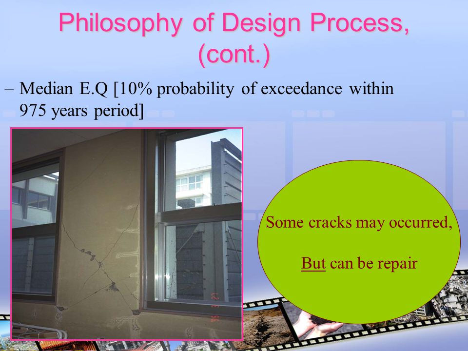 Philosophy of Design Process, (cont.)