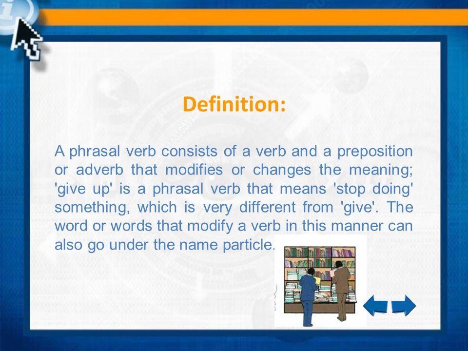 Definition: