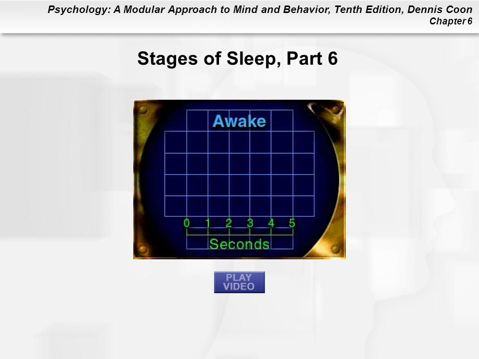 Stages of Sleep, Part 6