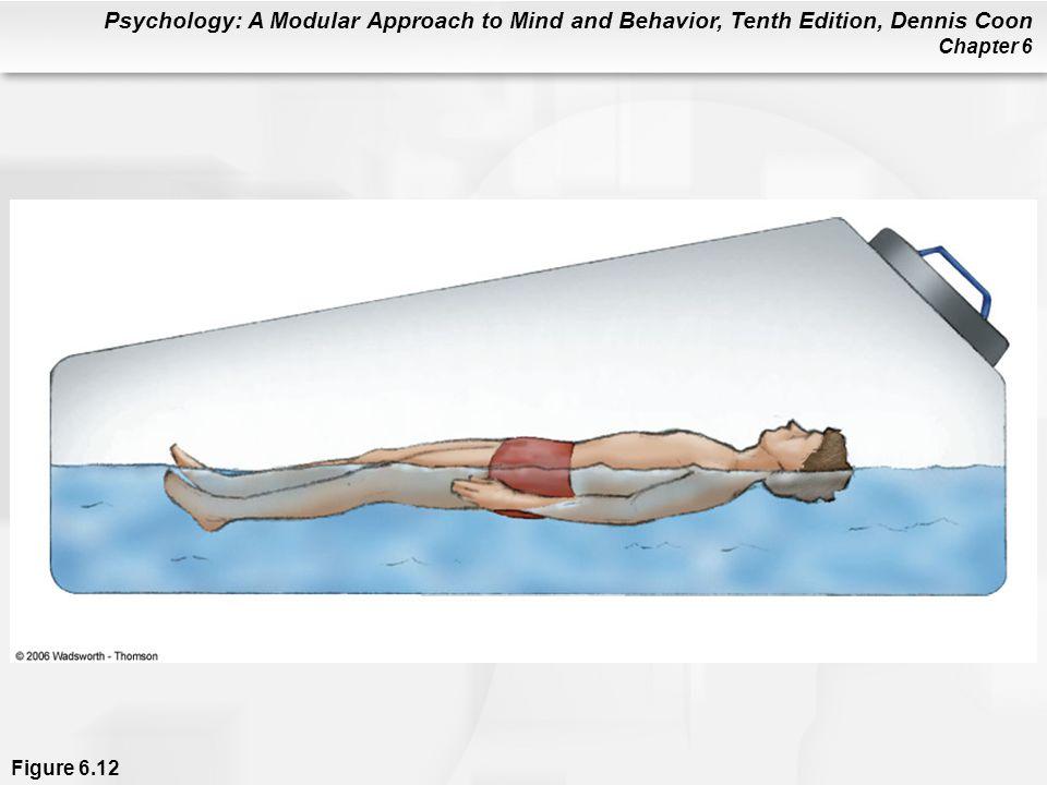 Figure 6. 12 A sensory isolation chamber