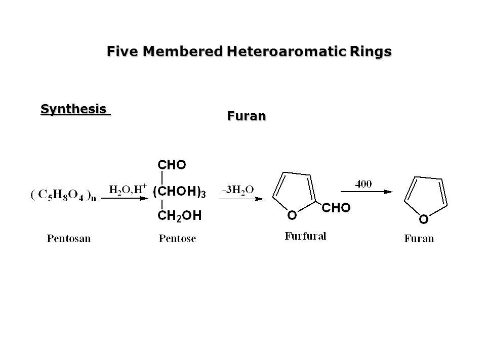 Five Membered Heteroaromatic Rings