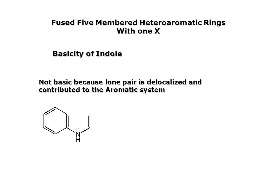 Fused Five Membered Heteroaromatic Rings