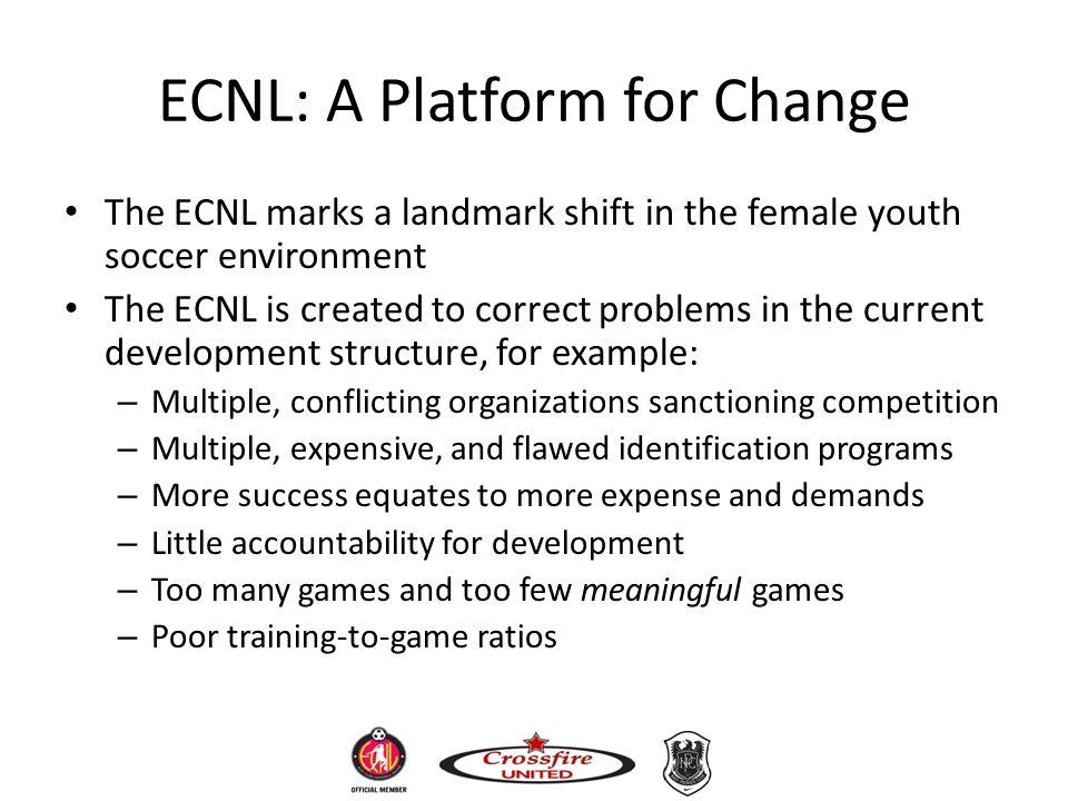 ECNL: A Platform for Change
