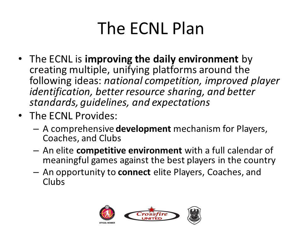 The ECNL Plan