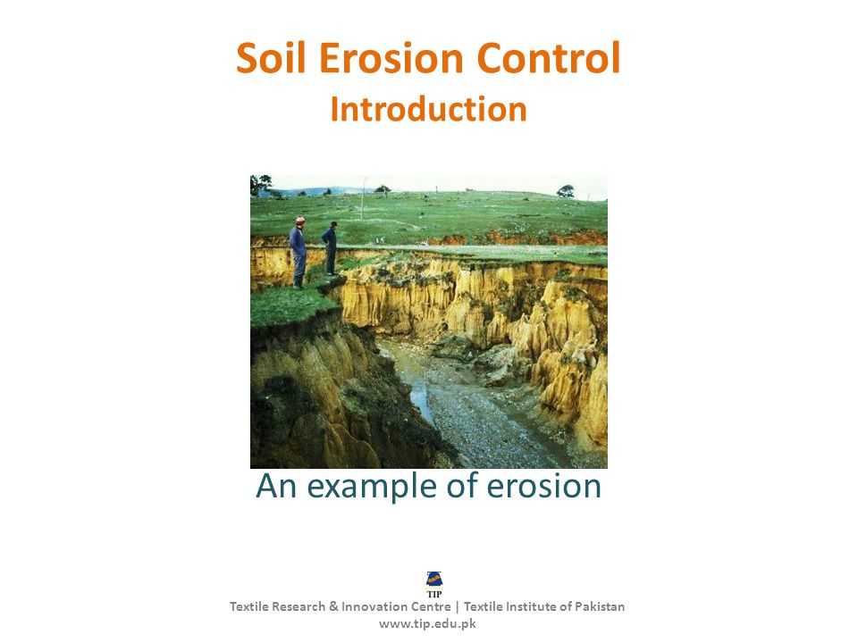 Geotextile based environmental management systems ppt for Introduction of soil