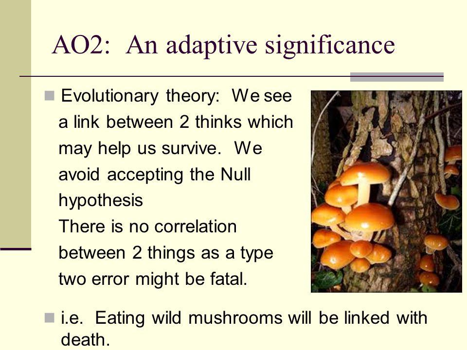 AO2: An adaptive significance