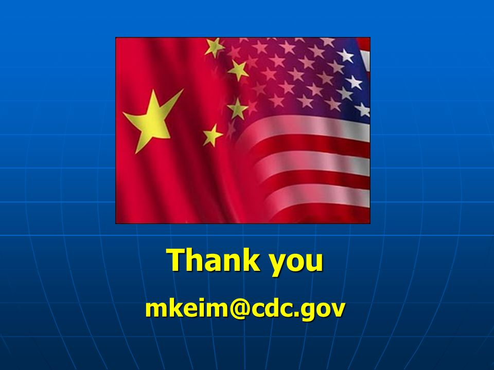 Thank you mkeim@cdc.gov