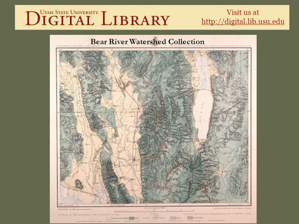 Bear River Watershed Collection