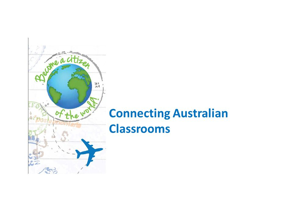 Connecting Australian Classrooms