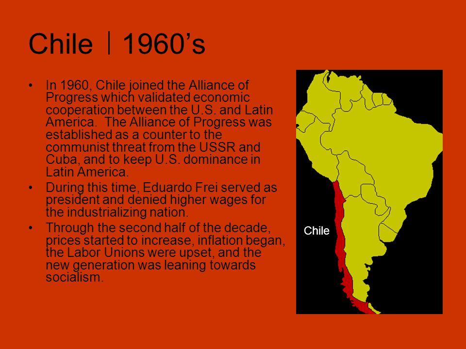 Chile 1960's