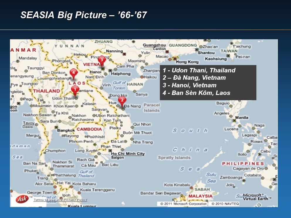 SEASIA Big Picture – '66-'67