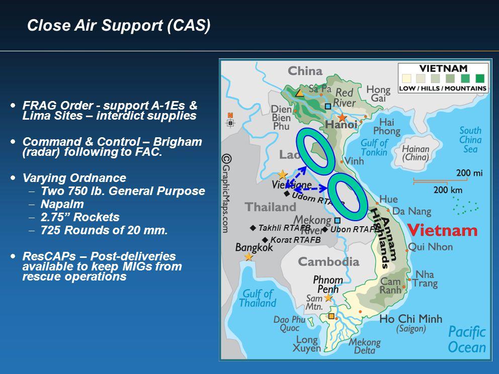 Close Air Support (CAS)