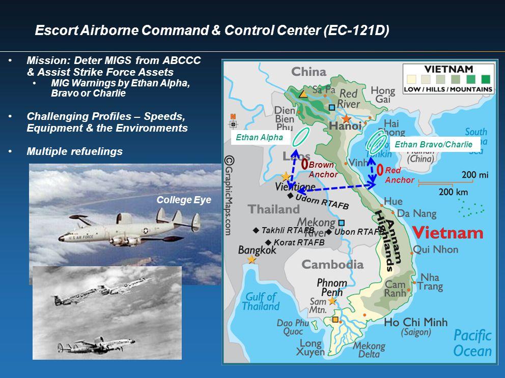 Escort Airborne Command & Control Center (EC-121D)