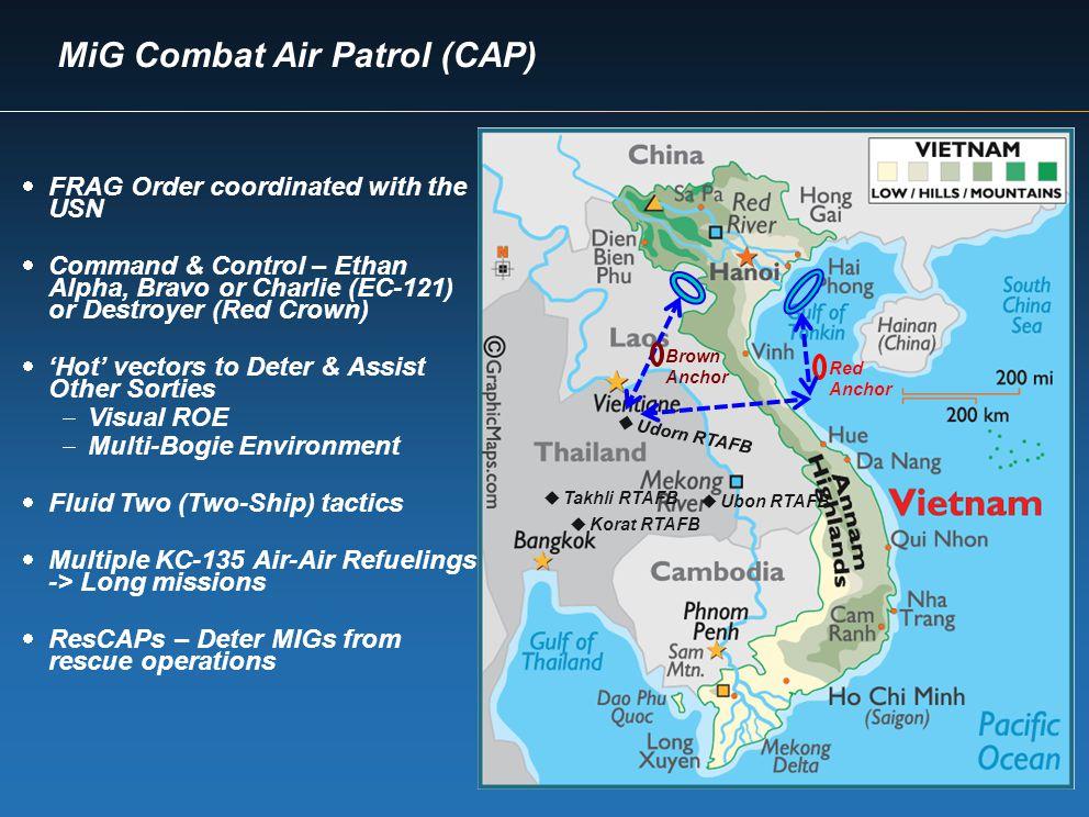 MiG Combat Air Patrol (CAP)