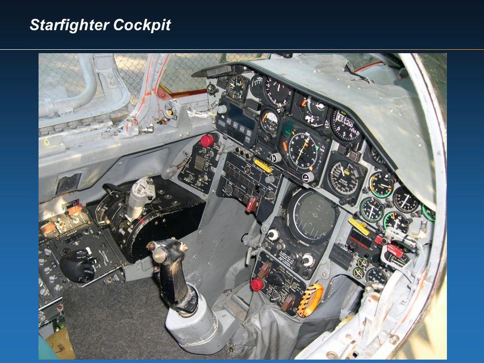 Starfighter Cockpit