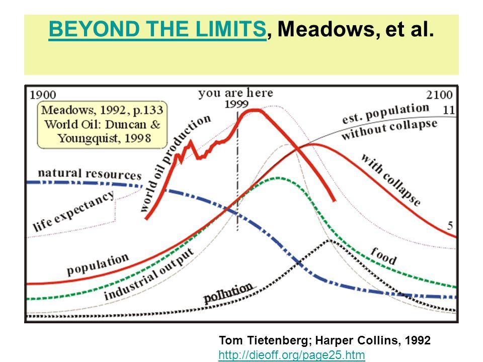 BEYOND THE LIMITS, Meadows, et al.