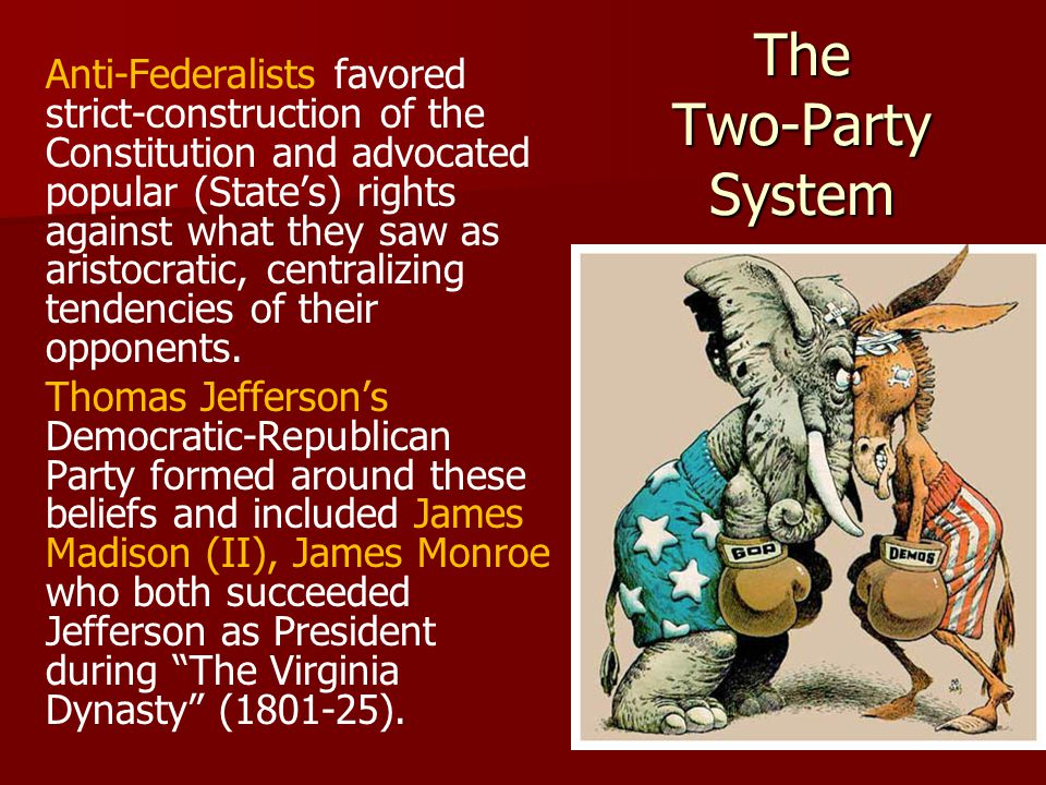 The Two-Party System